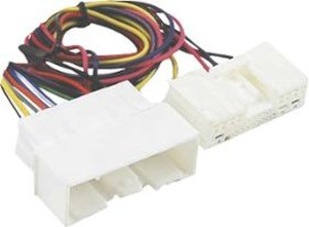 Metra - Turbo Wiring Harness for Most 2001 and Lat