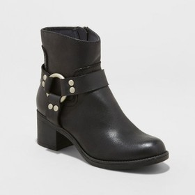Women's Nyree Faux Leather Western Harness Boot -