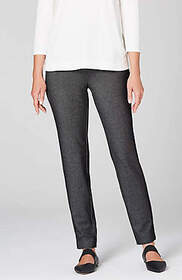 Wearever Forward-Seam Slim Ankle Pants