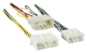 Metra - Turbo Wire Amplifier Bypass Harness for Mo