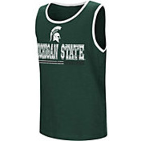 Colosseum Youth Michigan State Spartans Green Lege