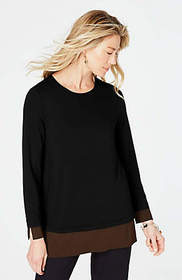 Wearever Layered A-Line Top