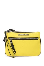 Steve Madden Wristlet Pouch With Charger