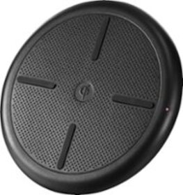 Insignia™ - 5W Qi Certified Wireless Charging Pad