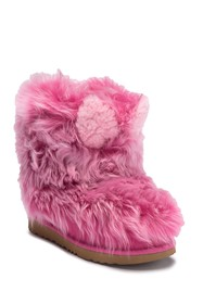 UGG Pinki Puff Genuine Twinface Sheepskin Boot (Li
