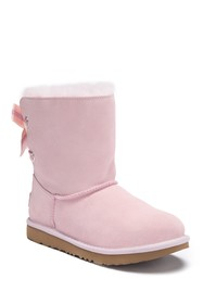 UGG Customizable Baily Bow Genuine Shearling Lined