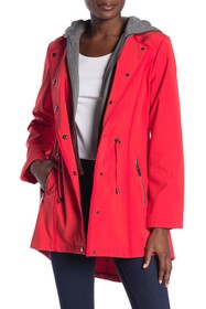 French Connection Grosgrain Bibby Soft Shell Jacke