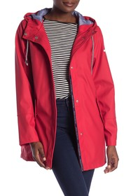 French Connection Hooded Raincoat