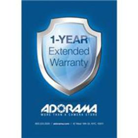 Adorama 1 Year Warranty, for Canon Refurbished - u