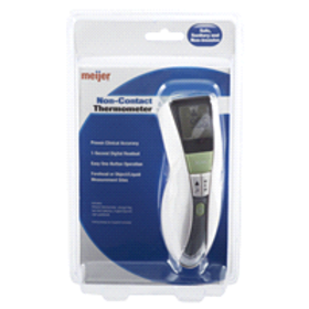 Meijer Infrared Forehead Thermometer