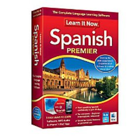 Learn it Now Spanish Premier For