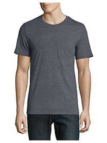 Selected Homme Classic Short-Sleeve Tee DARK SAPPH
