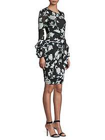 Diane von Furstenberg Faridah Dress BLACK