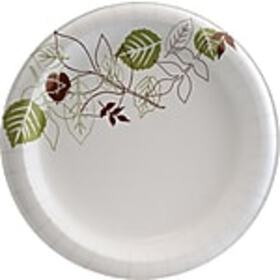 Dixie® Pathways® Medium-Weight Paper Plate by GP P
