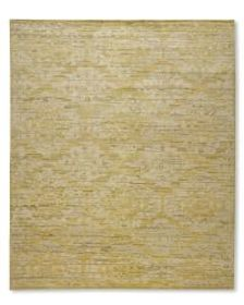 Sun Soaked Medallion Hand Knotted Rug