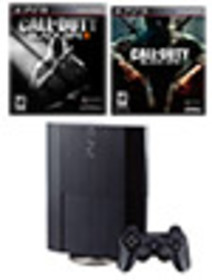 Playstation 3 Black Ops Blast from the Past System