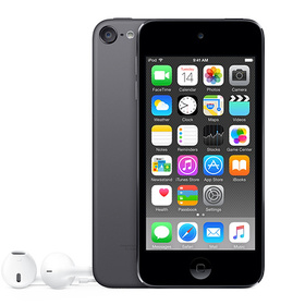 Refurbished iPod touch 64GB Space Gray (6th genera