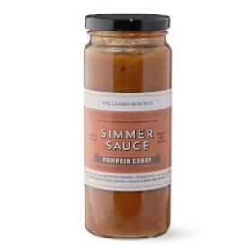 Williams Sonoma Simmering Sauce, Pumpkin Curry