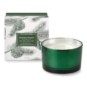 Williams Sonoma Triple-Wick Candle, Winter Forest