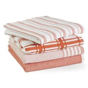 Williams Sonoma Multi-Pack Absorbent Towels, Pumpk