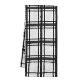 Williams Sonoma Terry Plaid Absorbent Towels, Set