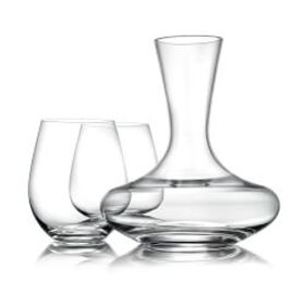 Williams Sonoma Reserve Stemless Red Wine Glasses