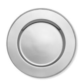 Presidio Silver-Plated Charger Plate
