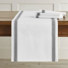 Williams Sonoma Open Kitchen Restaurant Stripe Tab