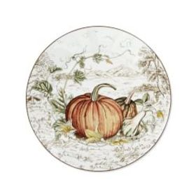 Plymouth Pumpkin Salad Plates