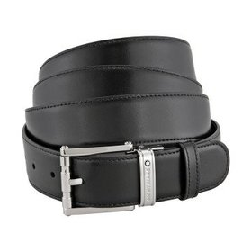 MontblancMontblanc Reversible Calfskin Leather Bel