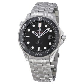 OmegaSeamaster Professional Automatic Black Dial M