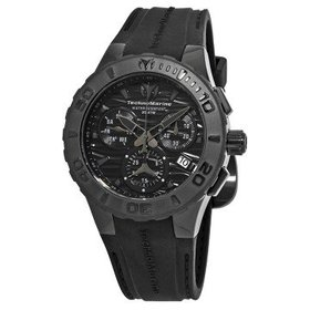 TechnomarineCruise Medusa Chronograph Black Dial M