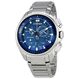 CitizenProximity Pryzm Bluetooth Blue Dial Men's W