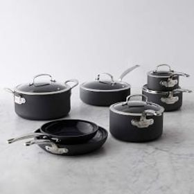 GreenPan™ Black Ceramic Nonstick 12-Piece Cookware