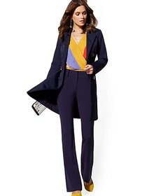 Barely Bootcut Pant - Mid Rise- Double Stretch - 7