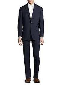 Lauren Ralph Lauren Ultraflex Slim-Fit Windowpane
