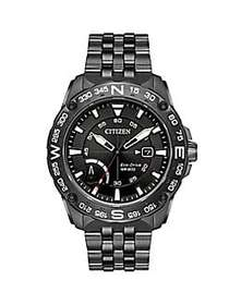 Citizen Eco-Drive Stainless Steel Bracelet Sports
