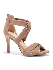 Knot-Detail Sandal - New York & Company