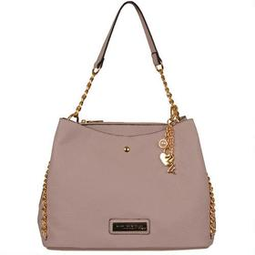 Marc New York Faux-Leather Hobo w/ Chain Detail