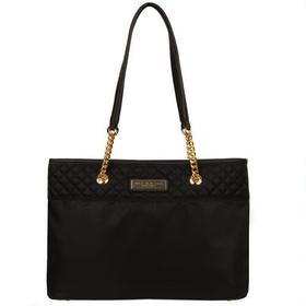 Marc New York Quilted Top Nylon Tote