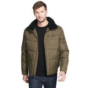 Web Buster Kenneth Cole Puffer Bomber w/ Removable