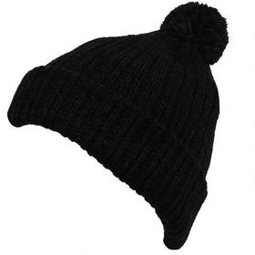 Wilsons Leather Chunky Knit Hat w/ Pom