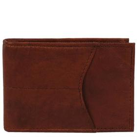 Marc New York RFID Washed Front Pocket Leather Wal