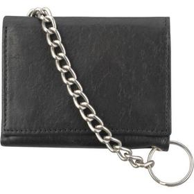 Wilsons Leather Lambert Snap Wallet w/ Chain