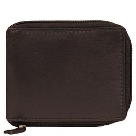 Wilsons Leather Zip Around Milano Leather Wallet