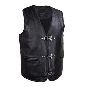 Wilsons Leather Cycle Leather Vest