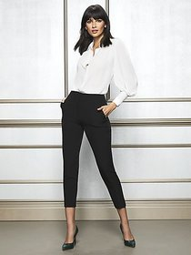 Tall Doria Black Pant - Eva Mendes Collection - Ne