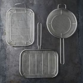 Williams Sonoma Open Kitchen 3-Piece Outdoor Cookw
