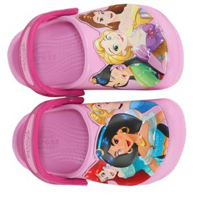 Crocs Kids' Fun Lab Disney Princess Clog Toddler/P