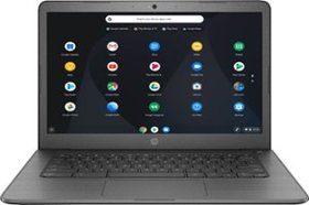 "HP - 14"" Chromebook - AMD A4-Series - 4GB Memory -"